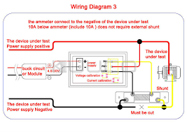 voltmeter wiring diagram wiring diagram and schematic design ponent ammeter diagram digital voltmeter using pic meter wiring diagram