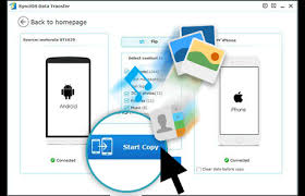 Sync Android Contacts to iPhone Transfer Android Contacts to