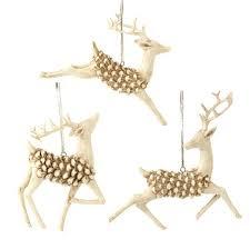christmas deer decor ideas deer decorations leaping ornaments b christmas deer decorations indoor