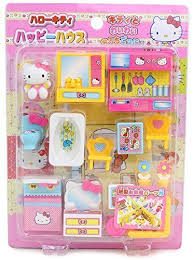 hello kitty furniture. Hello Kitty Happy House Doll Furniture Sets Japan .
