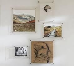 acrylic gallery frames on wall art gallery frames with acrylic gallery frames pottery barn