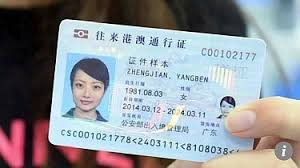 Residents Will Mainland New Id Reveal Taiwan Kong Pose Threat For To Country Be And Card Eye Revoked On Documents Macau Hong If China Holders