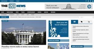Wordpress Template Newspaper 10 Best Newspaper Wordpress Themes To Create News Sites