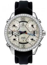 jacob and co watches five time zone mens diamond watch 34ct jacob co watch jc14