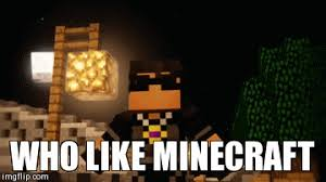 Who Like Minecraft Imgflip