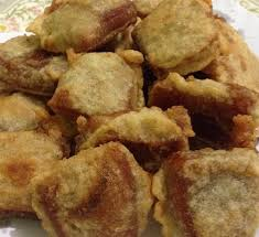 Resep kue keranjang goreng ini wajib kamu coba di rumah. Makanan Dan Minuman Khas Banten