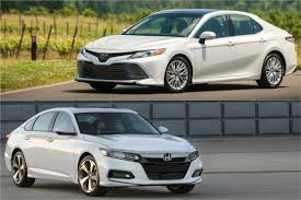 Question of the Day: 2018 Toyota Camry or 2018 Honda Accord?