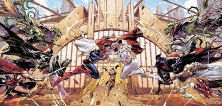 Dc Comics Universe Justice League 19 Spoilers Cover