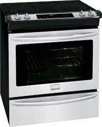 frigidaire gallery series fges3065pf stainless steel frigidaire gallery series fges3065pf angle view