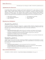 Administrative Assistant Resume Sample Elegant 100 Executive