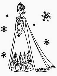 Small Picture frozen coloring pages elsa Coloring Pages Images Pinterest