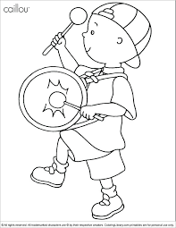 Caillou Coloring Pages Pdf Coloring Pages Elegant Picture Of Color
