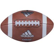 adidas dime wee leather football