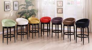 24 Inch Bar Chairs With Backless Counter Height Bar Stools