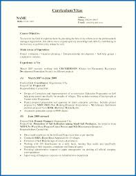 Objective For Resume Business Management Business Management Resume ...
