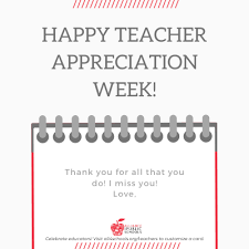 See more ideas about teacher appreciation cards, cards, teacher cards. Free Teacher Appreciation Cards Gifts Signs Alliance For Public Schools