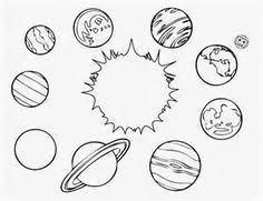 Small Picture Pluto Planet Coloring Pages the outer planets are those planets