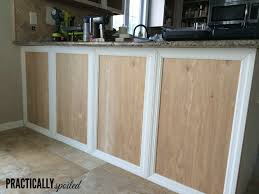 Contemporary Painting Oak Kitchen Cabinets White From Hate To Great A For Design Decorating