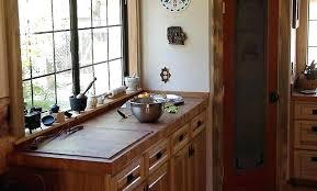 butcher block cutting board countertop