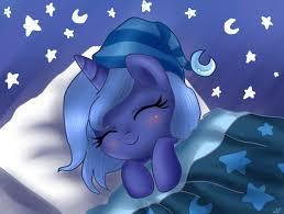 princess luna blue mammal vertebrate horse like mammal cartoon sky purple fictional character marine mammal mythical
