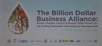 the billion dollar business alliance