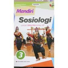 Tulis namamu di sudut kanan atas 2. Promo Buku Mandiri Sosiologi Erlangga Sma Ma Kelas Xii 12 Murah Shopee Indonesia