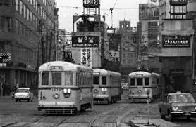 東京の今と昔 写真素材ストックフォトのアフロ