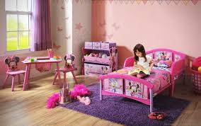 Minnie Mouse Bedroom Furniture Minnie Mouse Toddler Bedroom