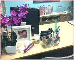 decorating office cubicle. Work Cubicle Decor Office Decorating Ideas Desk  . N