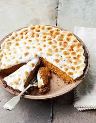 pumpkin sweet potato pie