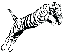 Tiger Picture To Color Great Tiger Coloring Page Crayola Photo Cool
