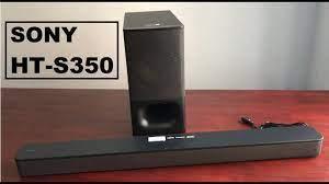 Loa Sony HT-S350, Đánh giá loa thanh Sony HT-S350 - 0977254396 - YouTube