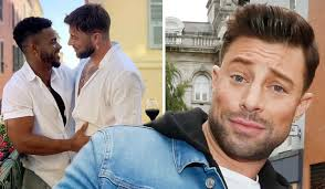 James's father abandoned his mother even before he was born. Duncan James Explains Why He Kept His Boyfriend Secret
