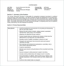 Job Profile Of Document Controller Job Description Form Template Sample Searching Word Document