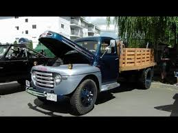 1948 Mercury 2 Ton Truck - YouTube