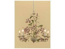 af lighting elements cream five light 20 wide mini chandelier