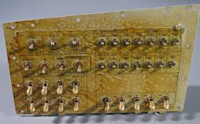 control panel ground test auxiliary panel gemini national air  control panel ground test auxiliary panel gemini