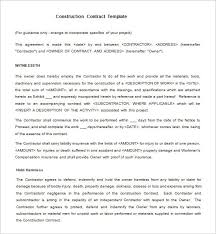Legally Binding Contract Template Great Templates Legal Contract