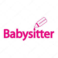 Babysitter Logo Flat Icon Of Logo Babysitter Stock Vector Korniakovstock Gmail