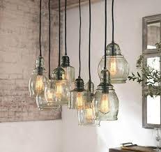 brand new pottery barn industrial pendant light ceiling lights gumtree australia inner sydney sydney city 1189486416