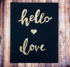 Diy Canvas Art Trendy Diy Projects For Lovers Of Gold And Black