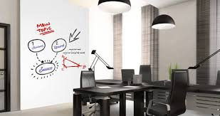 home office whiteboard. Dry Erase Wall Decals Whiteboard - Home \u0026 Office U