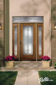 pella front doorsPella ProLine entry doors add lowmaintenance highperformance