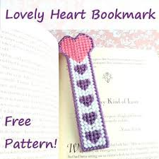 Free Plastic Canvas Patterns To Print Simple Free Crochet Bookmark Patterns A Collection From Plastic Canvas To