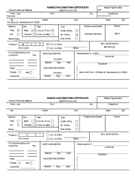 rabies vaccination certificate printable rabies certificate lookup edit fill out download hot