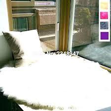 large faux fur rug large faux sheepskin rugs large faux fur rug faux fur rugs faux