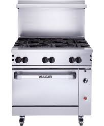vulcan commercial stove. Brilliant Commercial Loading Zoom With Vulcan Commercial Stove