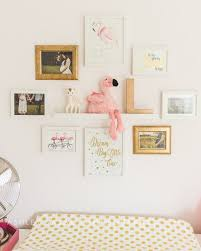 wall decoration for baby girl room
