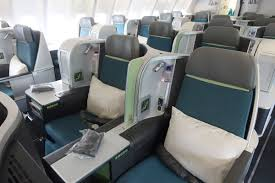 Review Aer Lingus A330 Business Class From Dublin To Nyc