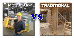 Modular vs. Traditional Construction?